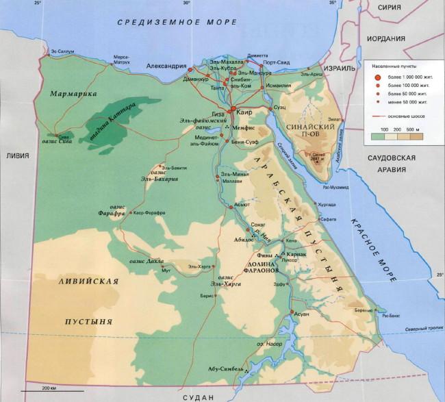 egipt-map