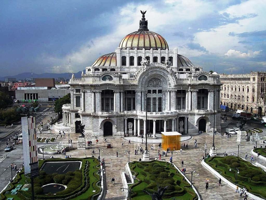 Мехико 3